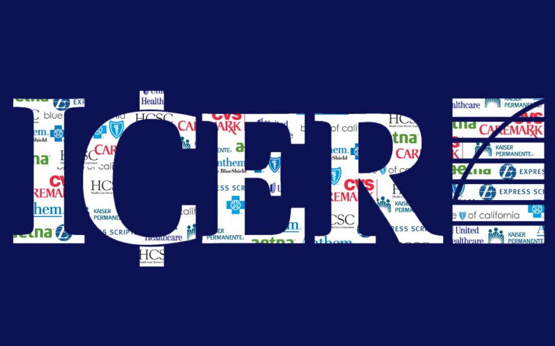 "5 Reasons Why ""It's Not Going to be ICER"""