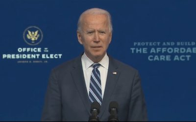 President-Elect Biden, Refocus Our Health Care System on Patients